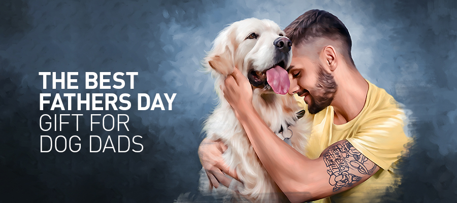 Dog Pet Portraits – The best Fathers day gift for dog dads